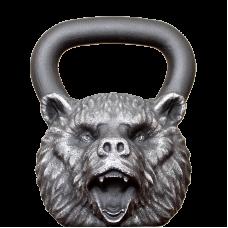 Гиря «Медведь» (24 кг)