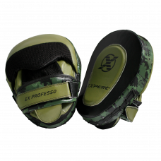 Тренерские лапы FIGHT EXPERT MILITARY GREEN